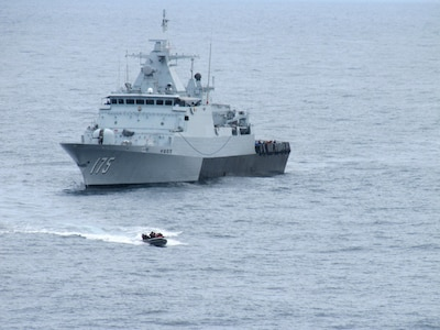 SEACAT enhances cooperative maritime security in South and Southeast Asia