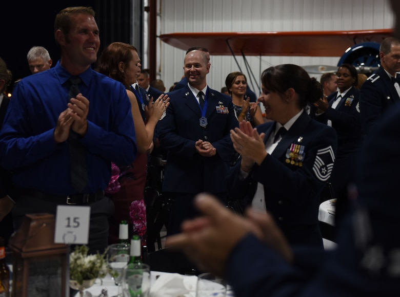 Senior Non-Commissioned Officer Induction Ceremony