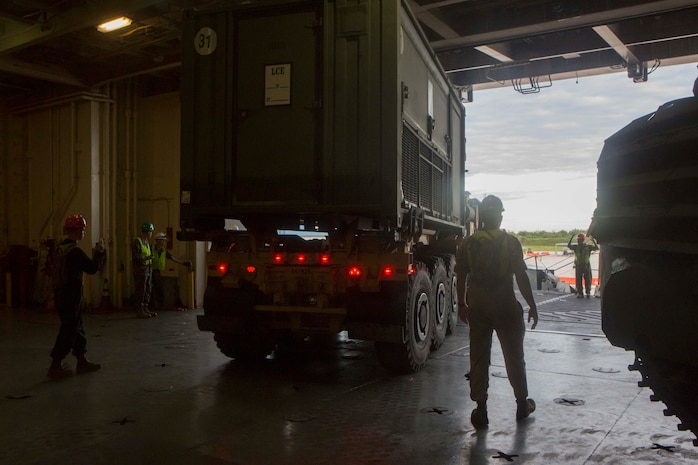 Marines from II Marine Expeditionary Force units are participating in MPFEX 17, which is part of an upcoming amphibious exercise.