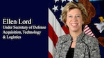 Ellen Lord, undersecretary of defense for acquisition, technology and logistics.
