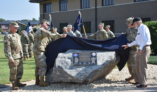 88th regional Support Command's 100 Year Anniversary Commemoration in honor of the establishment of the 88th Division in 1917.