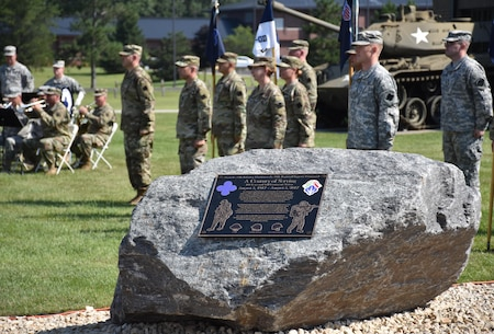 88th Regional Support Command's 100 Year Anniversary Commemoration Ceremony in honor of the establishment of the 88th Division in 1917.