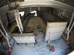 3-D printing a building