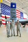 Texas flying squadron celebrates 100th anniversary