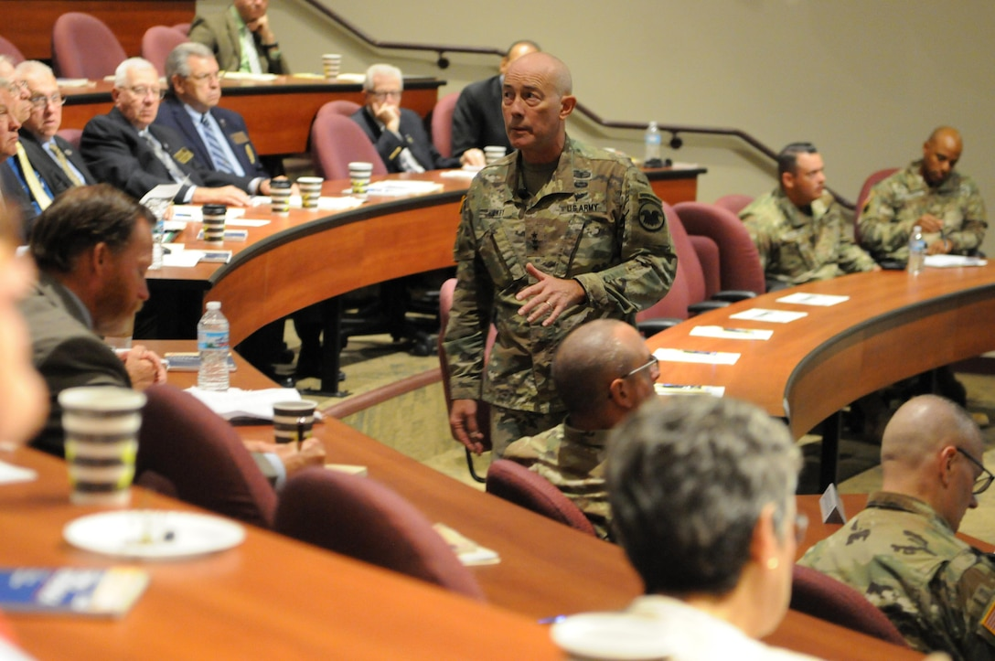 Ambassadors from across the 88th Regional Support Command as well as some from other RSCs, gathered at Fort McCoy, Wisconsin for a two-day workshop designed to help them better assist Soldiers and their families, August 18 and 19.