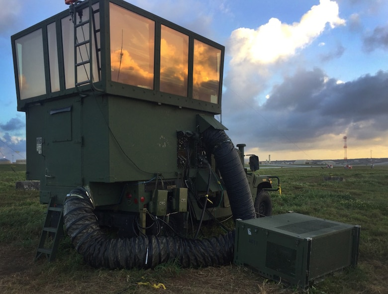 297th Air Traffic Control Squadron: Teamwork and Aloha