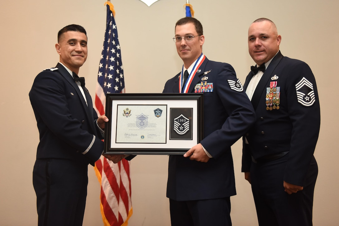 goodfellow honors senior noncommissioned officers
