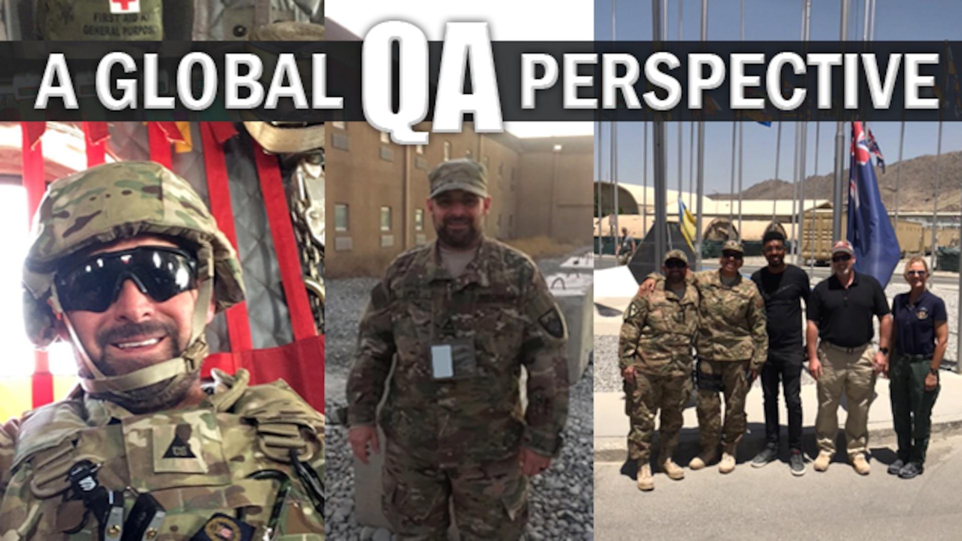 A Global QA Perspective
