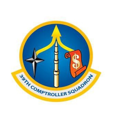 39 CPTS Squadron Patch