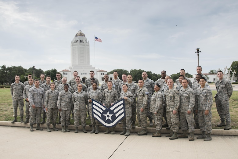 JBSA-Randolph Staff Sgt. selectees