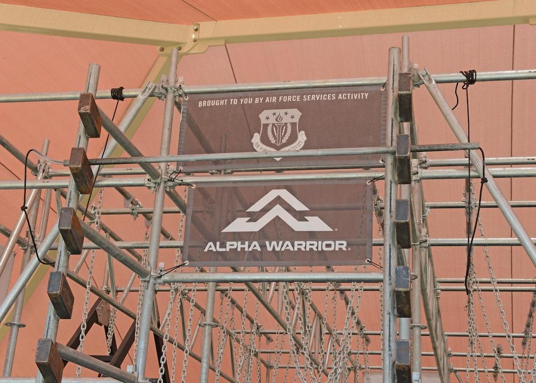 Alpha Warrior pros Brent Steffensen and Rebekah Bonilla