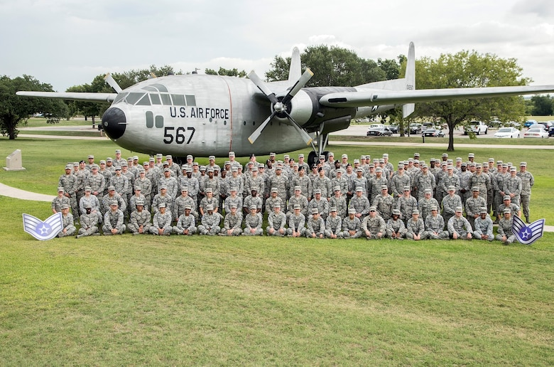 Air Force officials selected 14,181 of 32,006 eligible senior airmen for promotion.