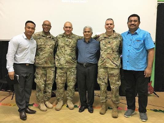 SPP helps grow Tonga's chaplain corps