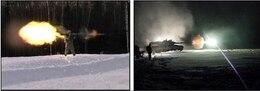 Researchers investigate live-fire training