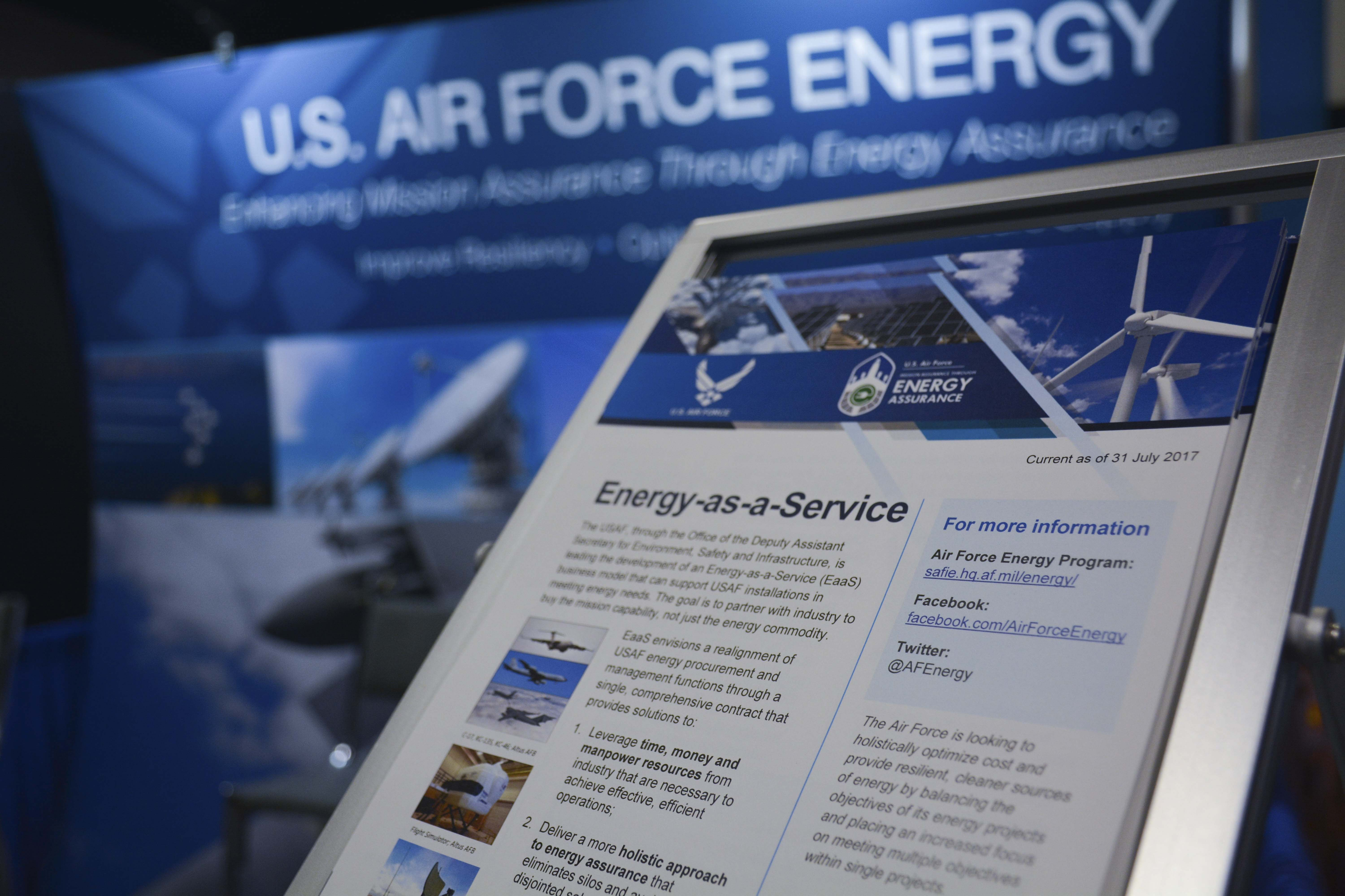 Energy professionals exchange ideas, information at annual