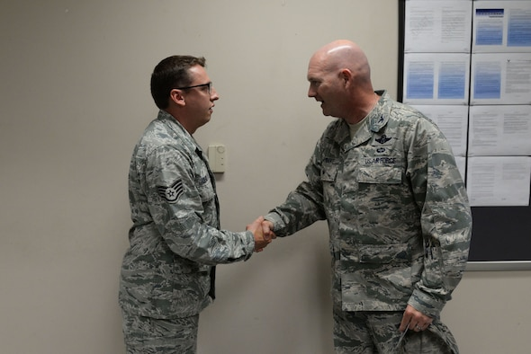 Combat Airlifter of the Week: Staff Sergeant Mason Creager