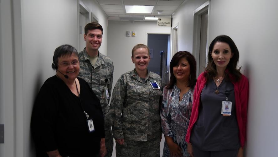 Behavioral Health Helps Team Kirtland