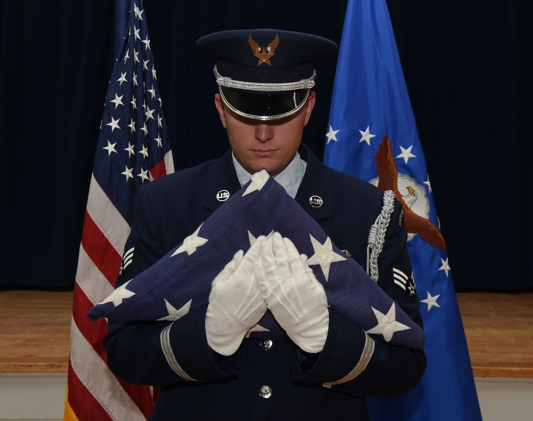 A few months ago I had the opportunity to go through a two-week honor guard indoctrination where I learned how to present the colors, fold a flag and perform other military honors. While there, one of my instructors stood out to me. He was knowledgeable, patient and most importantly, dedicated.
