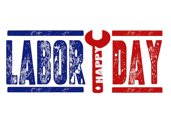 Grissom wishes everyone a happy Labor Day