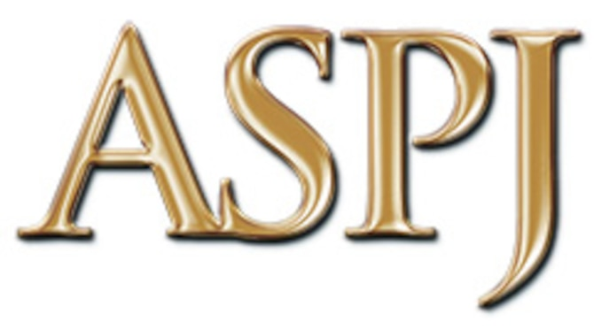Air and Space Power Journal Logo
