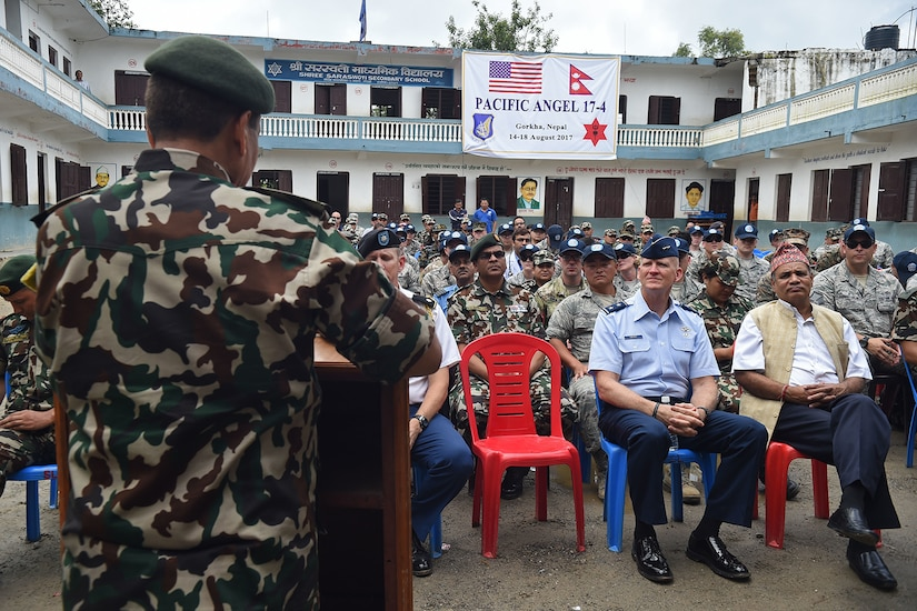 PACANGEL 17-4 concludes with continued partnership in Nepal