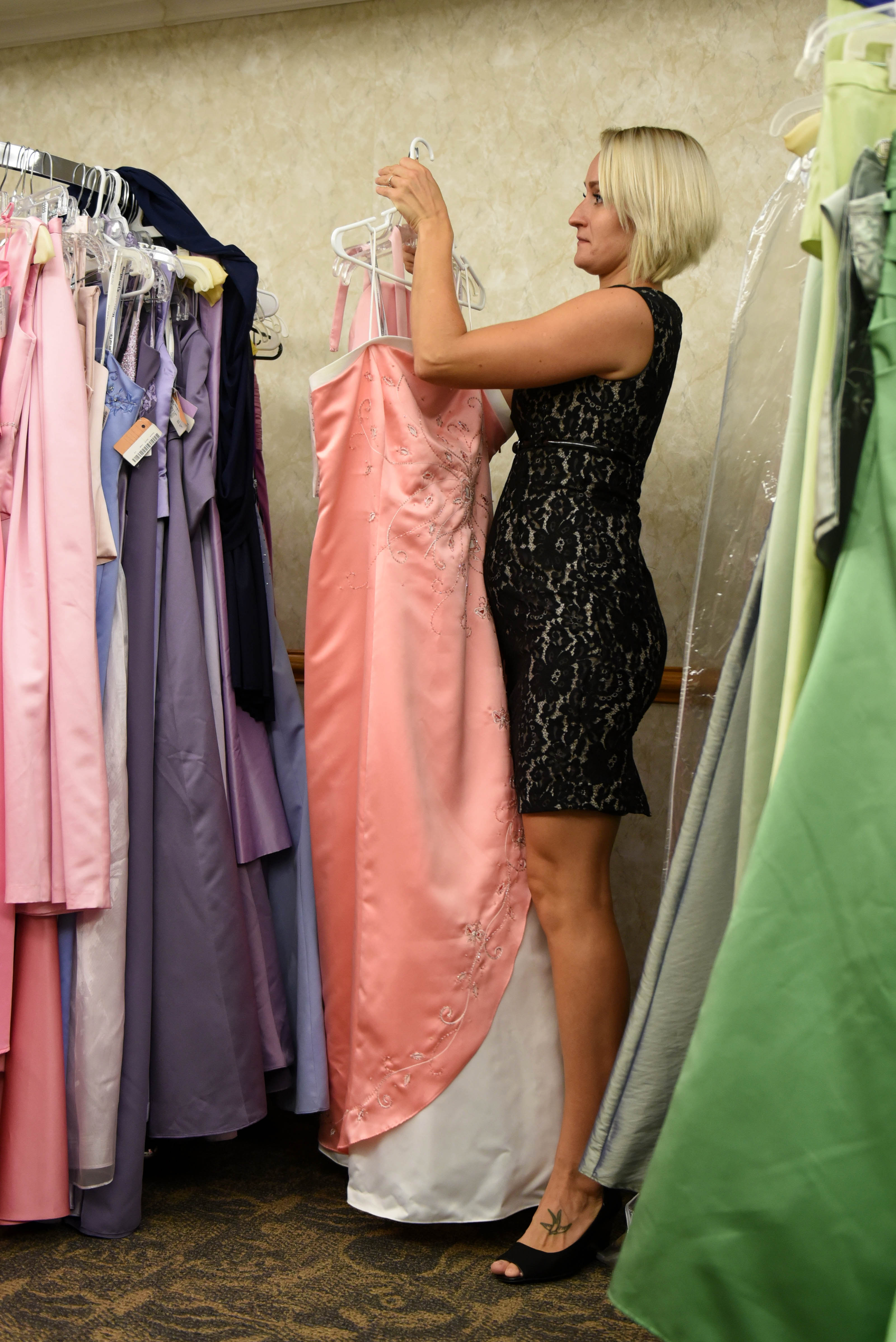 75th Anniversary Gala formal wear: why buy when you can borrow ...