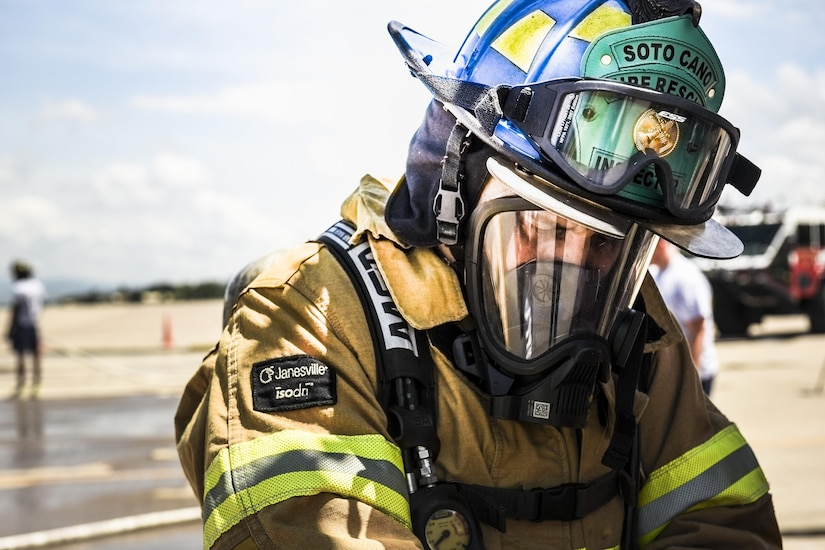 CENTAM SMOKE, enhancing regional emergency and firefighting capabilities