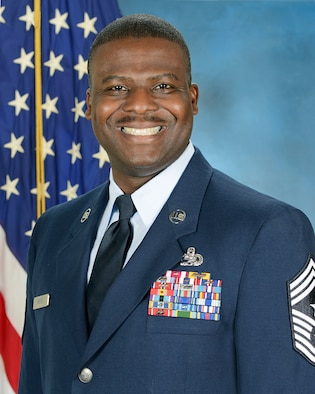 Chief Master Sgt. Henry L. Hayes, Jr.