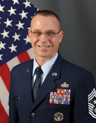 Chief Master Sergeant Thomas C. Daniels is the Command Chief, 39th Air Base Wing, Incirlik Air Base, Turkey.