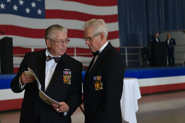 Veterans traveled from across the country for the Shooter Centennial Celebration, which honored the unit's 100 years of service