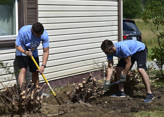 United Way at Work provides unique service opportunity