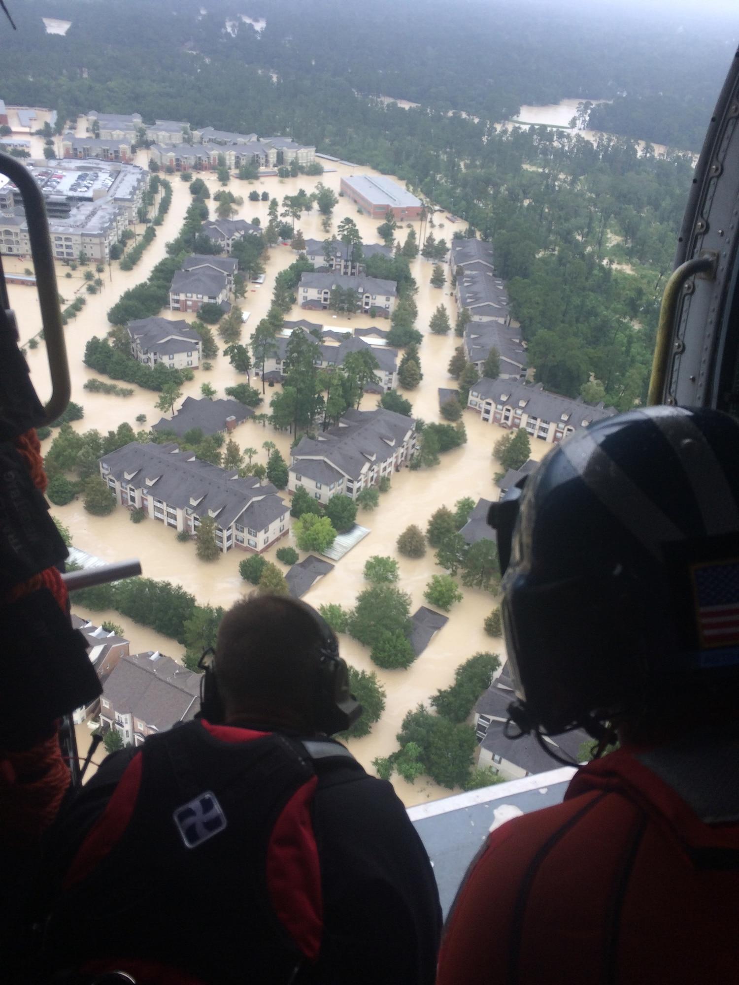 Kentucky Air Guardsmen deploy for Hurricane Harvey rescue operations