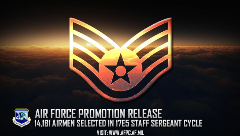 The Air Force announced 14,181 senior airmen, 44.31% of all eligible Airmen, were selected for promotion to staff sergeant, Aug. 24, 2017. At Shaw Air Force Base, S.C., 357 senior airmen were selected for promotion, including those assigned to geographically separated units. (U.S. Air Force graphic by Staff Sgt. Alexx Pons)