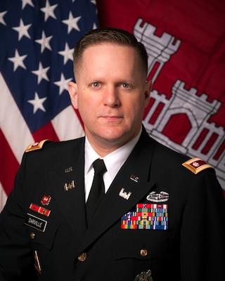 Huntsville Center Welcomes New Deputy Commander Gt U S