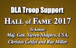 Troop Support Hall of Fame inductees for 2017 announced