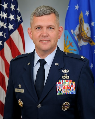 COLONEL ANTHONY D. BABCOCK