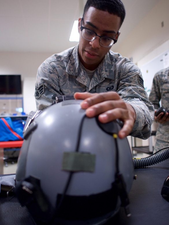 AFE Airman works to save lives