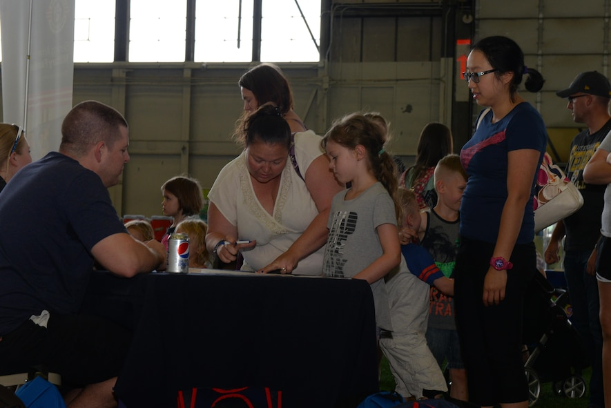 Ellsworth readies families, children for back to school