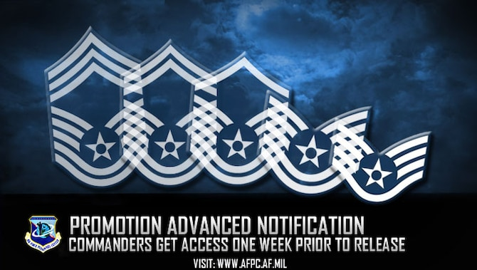 Advance promotion notification