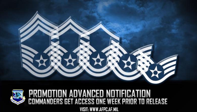 Advance promotion notification