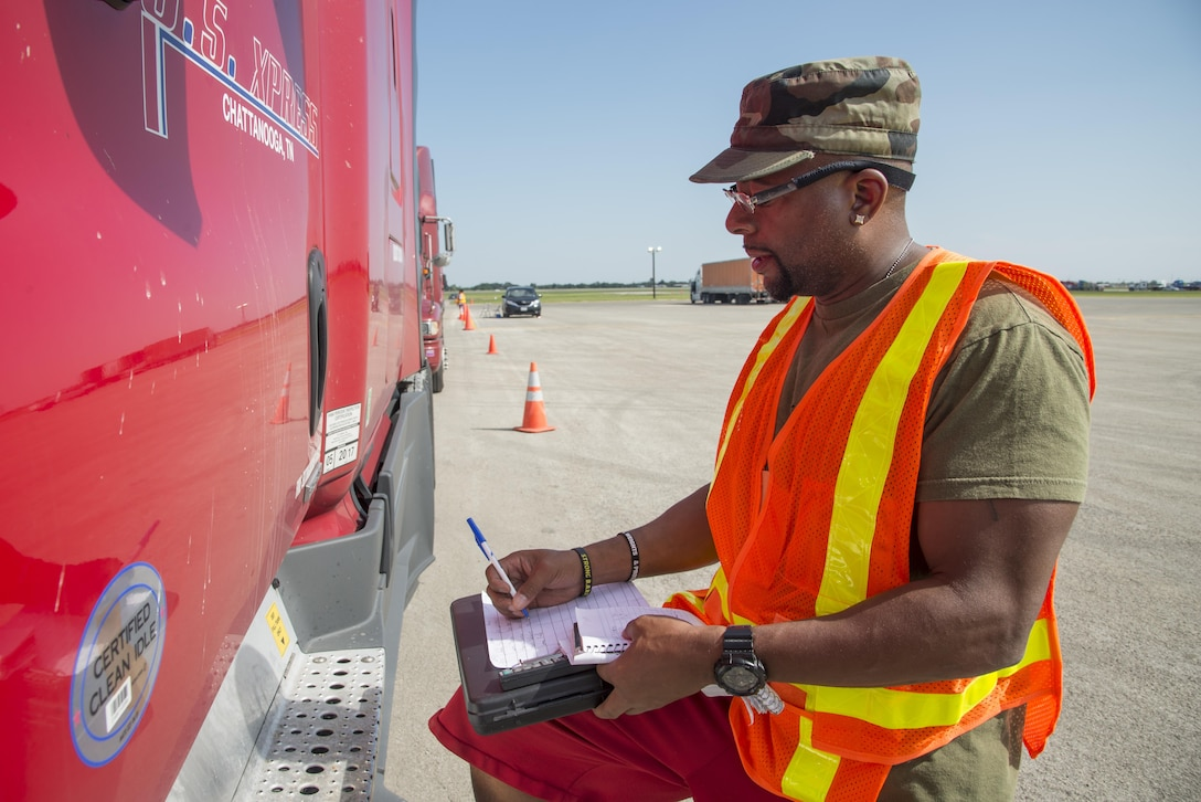 JBSA units are supporting DLA and the Federal Emergency Management Agency in the disaster relief efforts after Hurricane Harvey.