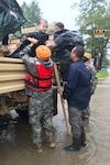 Texas flood response