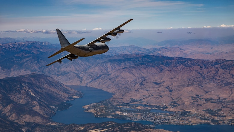 VMGR-152 conducts division tactical navigation