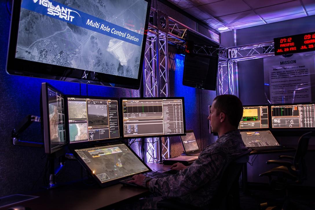 711th Human Performance Wing shares Vigilant Spirit Control Station software
