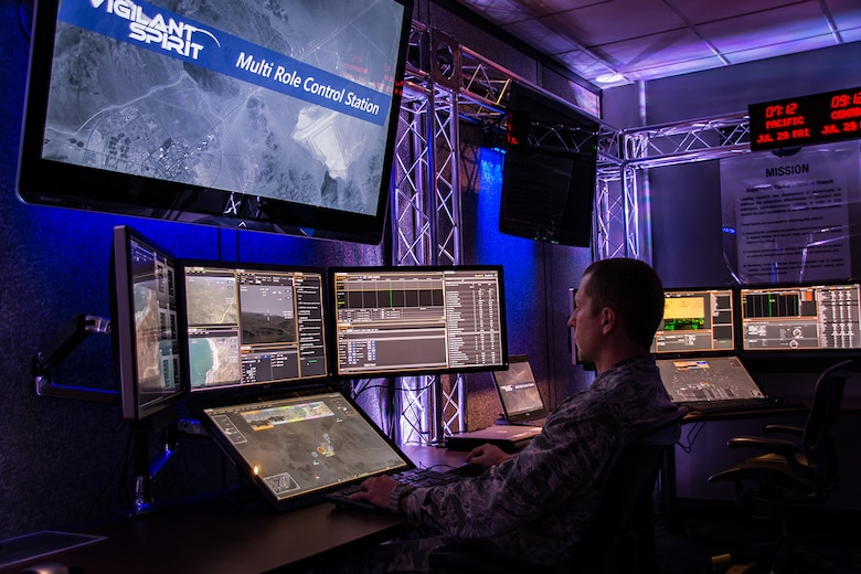 711th Human Performance Wing shares Vigilant Spirit Control Station software