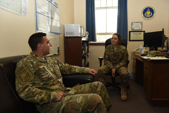 Everyone in the Air Force has heard of a chaplain at some point, but have we all had the chance to speak with one?