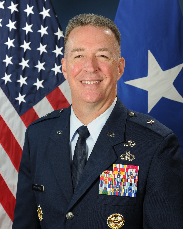 Brig. Gen. Brian R. Bruckbauer