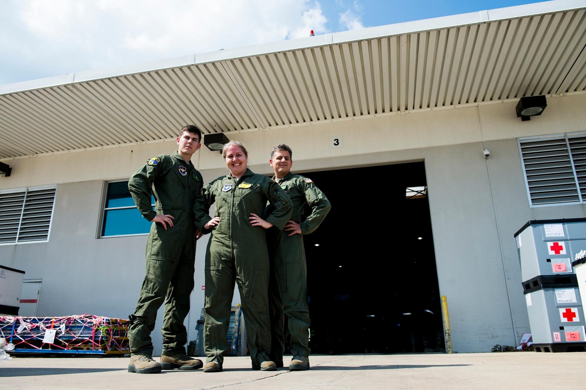 CCATT deploys to Houston