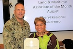 Cheryl Kealoha-Guerrero receives award