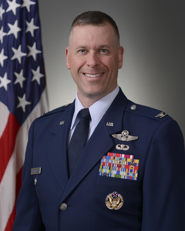 Col. Samuel J. Chesnut, IV